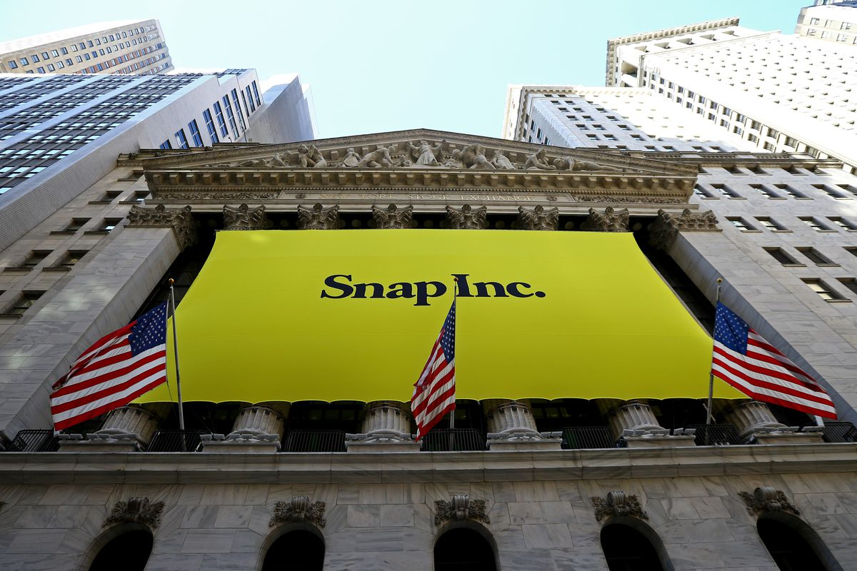Snap Inc. (SNAP) Cut to