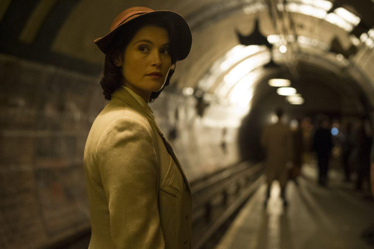Gemma Arterton in Their Finest