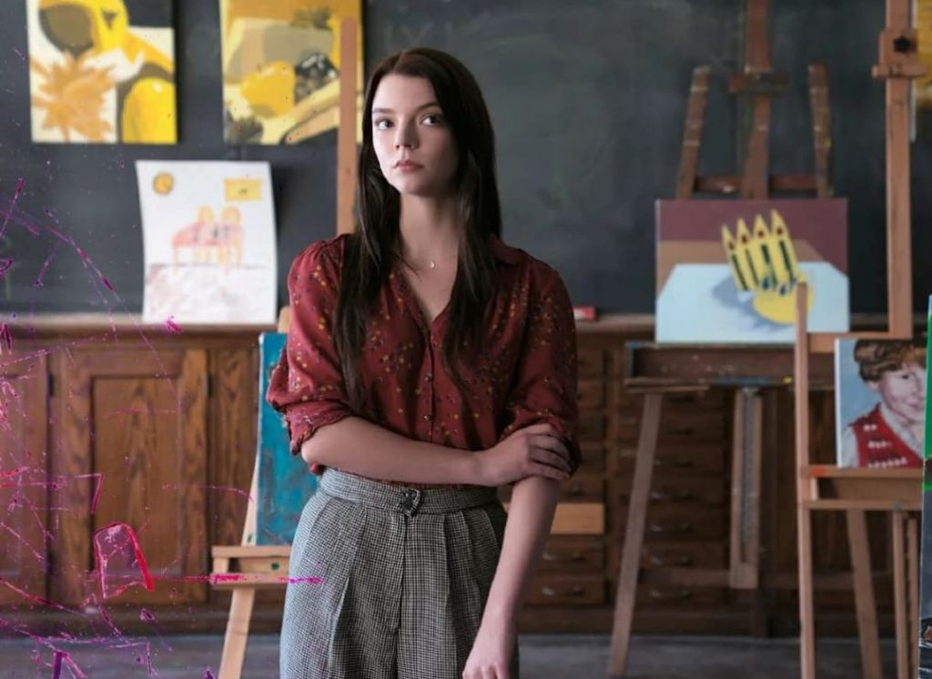 Anya Taylor-Joy repeats her role as Casey from Split.
