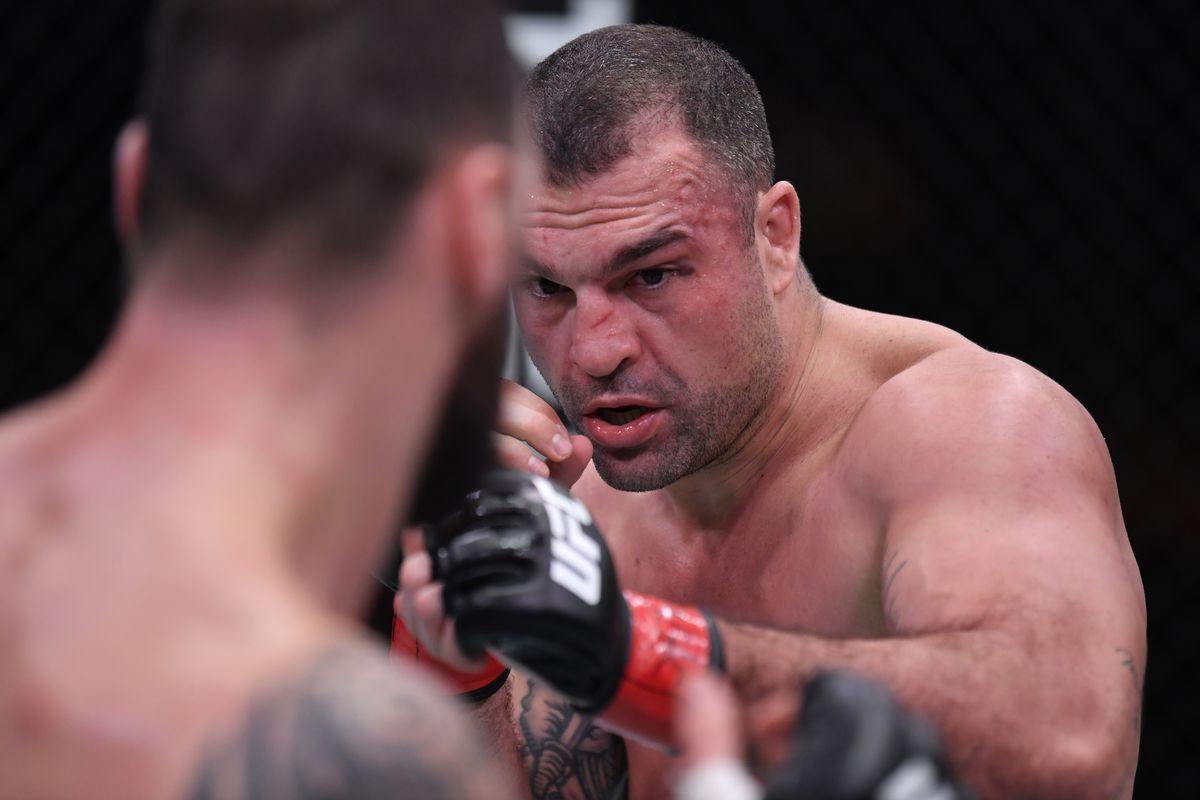 UFC 255: Rua v Craig