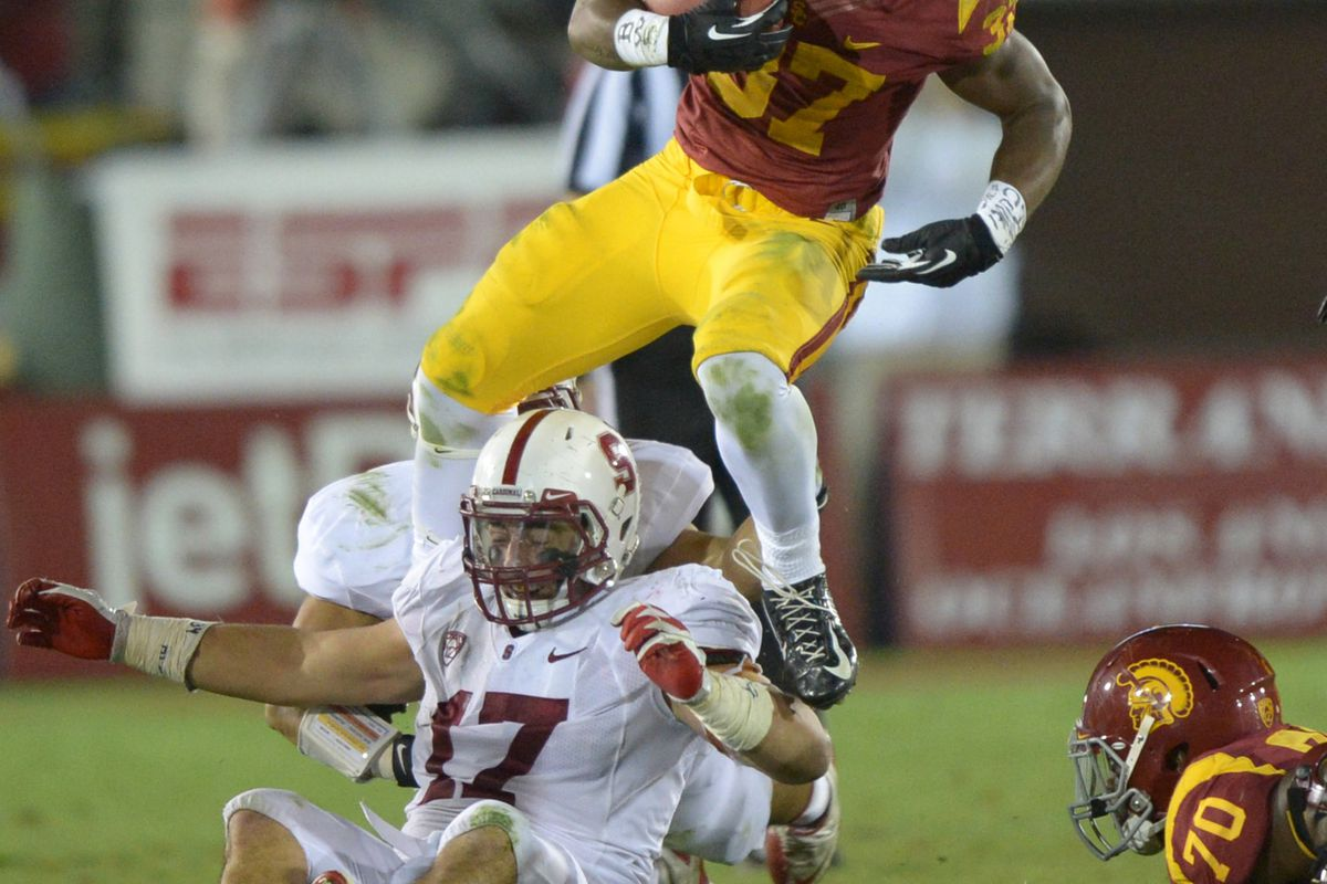 USC will need to run the ball if they want to win.