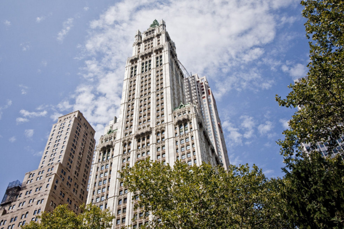Finally, Go Inside the Woolworth Building's Splendid Model