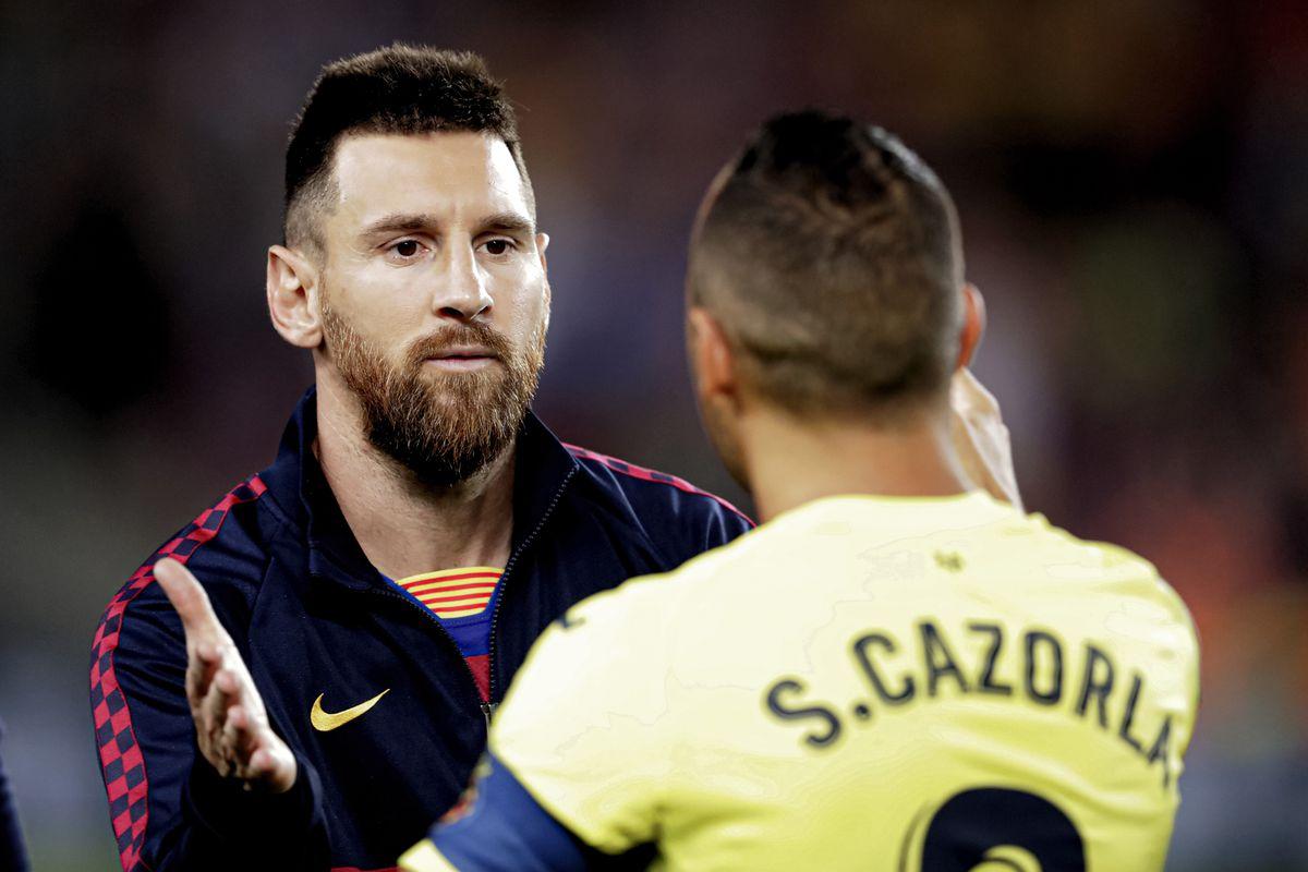 FC Barcelona v Villarreal - La Liga Santander