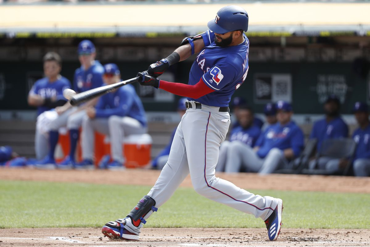 MLB trade rumors: The Tigers were interested in Nomar Mazara before he was traded