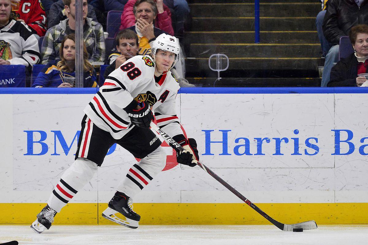 NHL: Chicago Blackhawks at St. Louis Blues
