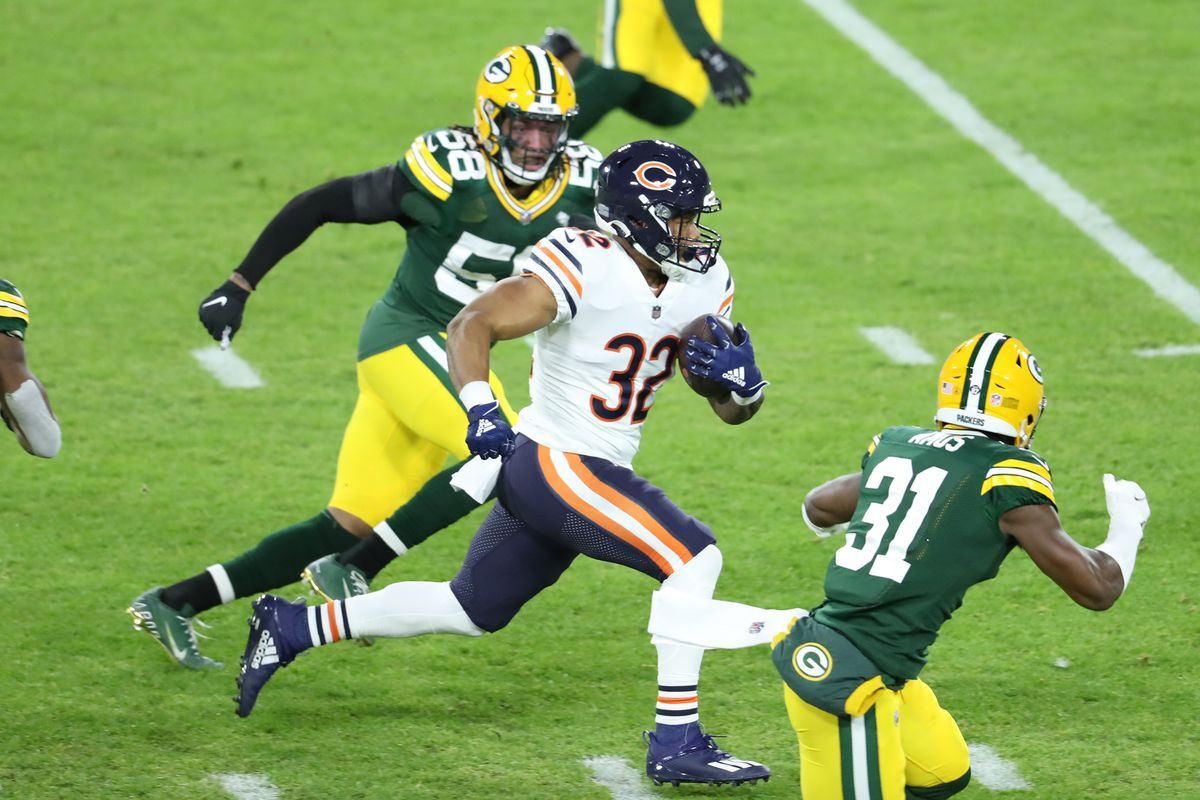 Chicago Bears vs. Green Bay Packers