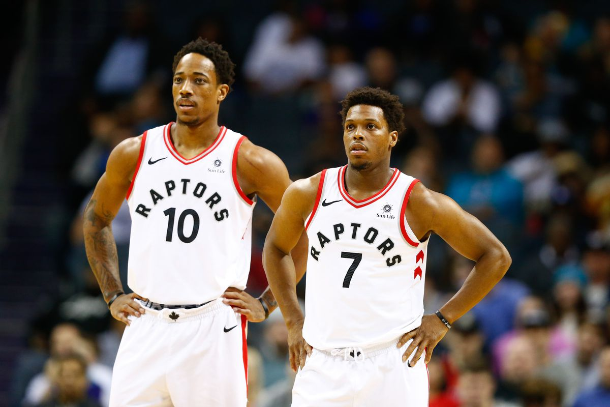 NBA: Toronto Raptors at Charlotte Hornets