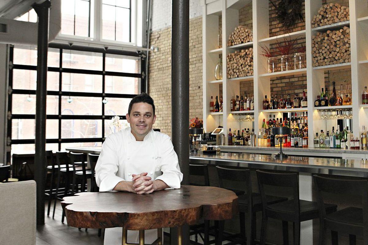 Chef Patrick Ryan Of Kansas City S Port Fonda 4141 Pennsylvania Ave Is Up