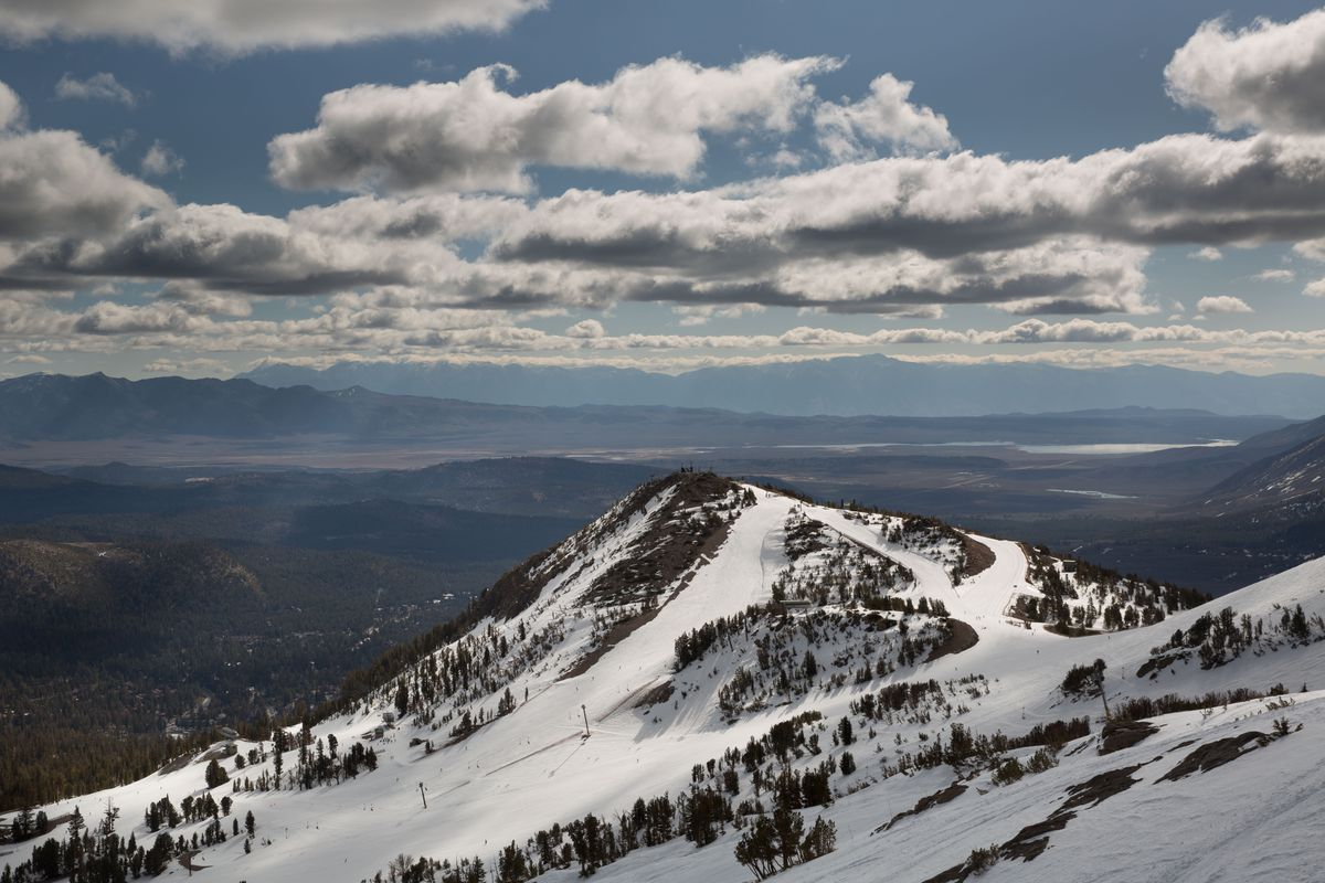 Spring Skiing in Full Swing at Mammoth Mountain