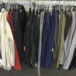 Men's shirts, $29