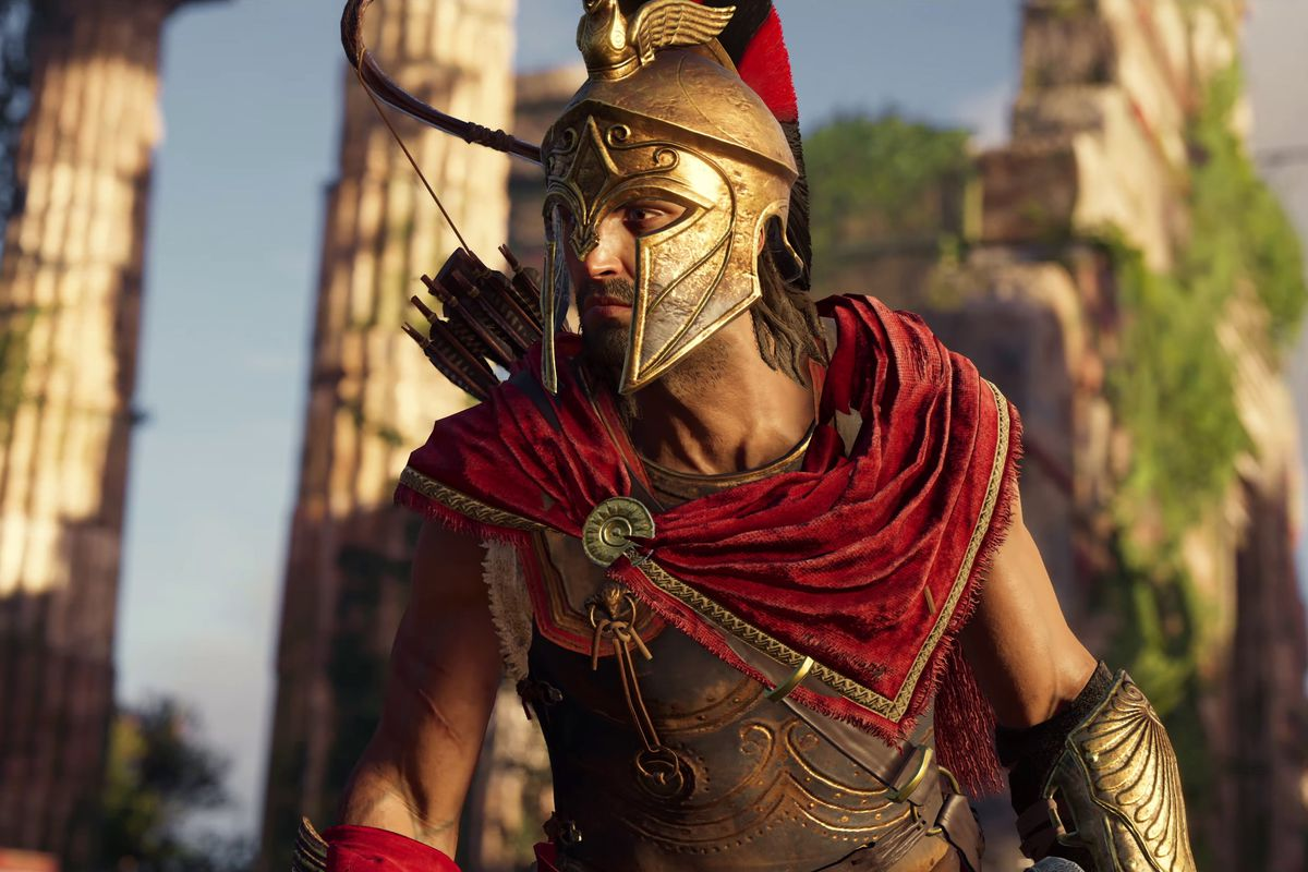 Assassin's Creed Odyssey has a huge grinding ...