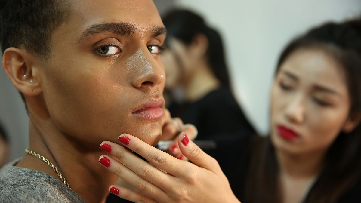 What It Means To Be A Man Wearing Makeup In A Masc4masc World Racked