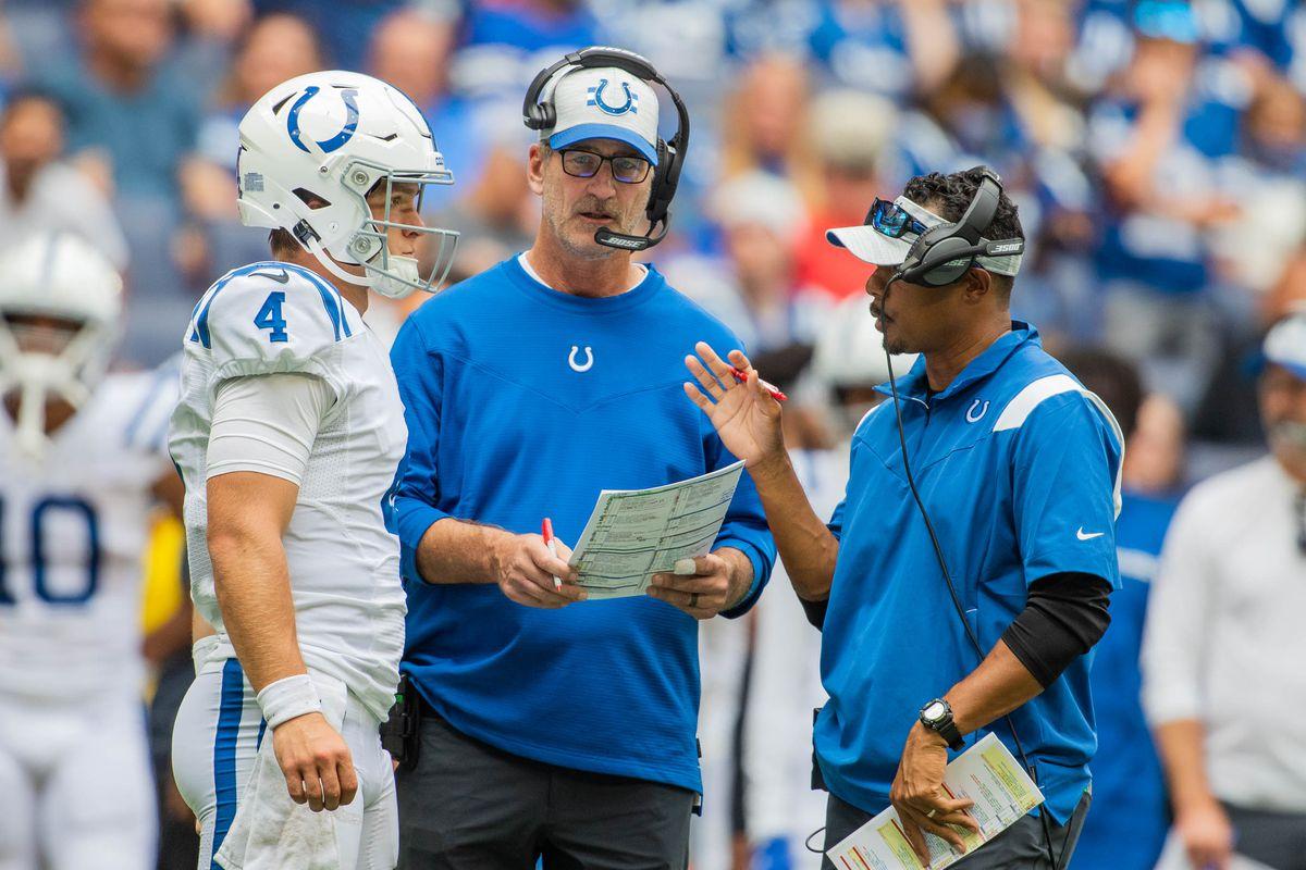 NFL: Carolina Panthers at Indianapolis Colts