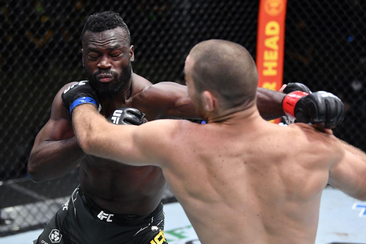 UFC Fight Night: Hall v Strickland