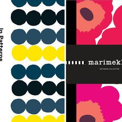 Bold prints are her favorite which is why the <b>Marimekko:In Patterns</b> book, featuring the Finnish design company's iconic legacy will be her new favorite book on the coffee table. From rare sketchbook pages to photographs and prints, the book is perf
