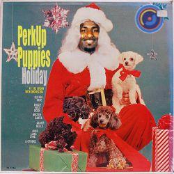 Santa Perkins and Puppies
