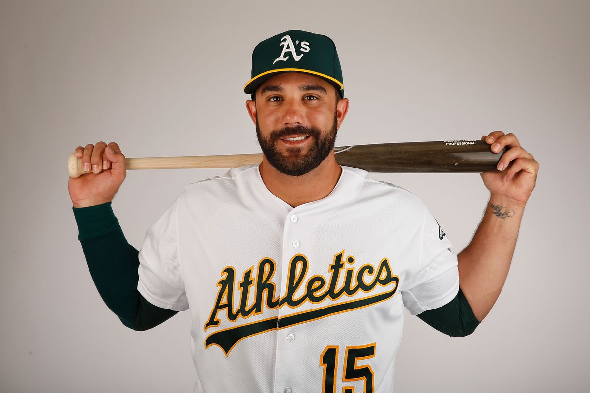 The A's recalled Andrew Lambo at least until the A's need a fifth starter on Friday.