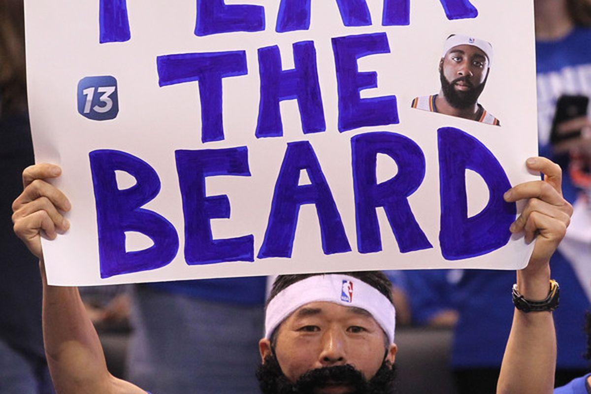 Fear the Beard No More....