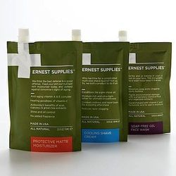 """<strong>Ernest Supplies</strong> Mens Grooming Set, <a href=""""http://www.teichdesign.com/collections/men/products/ernest-supplies-mens-grooming-set"""">$65</a> at Teich"""