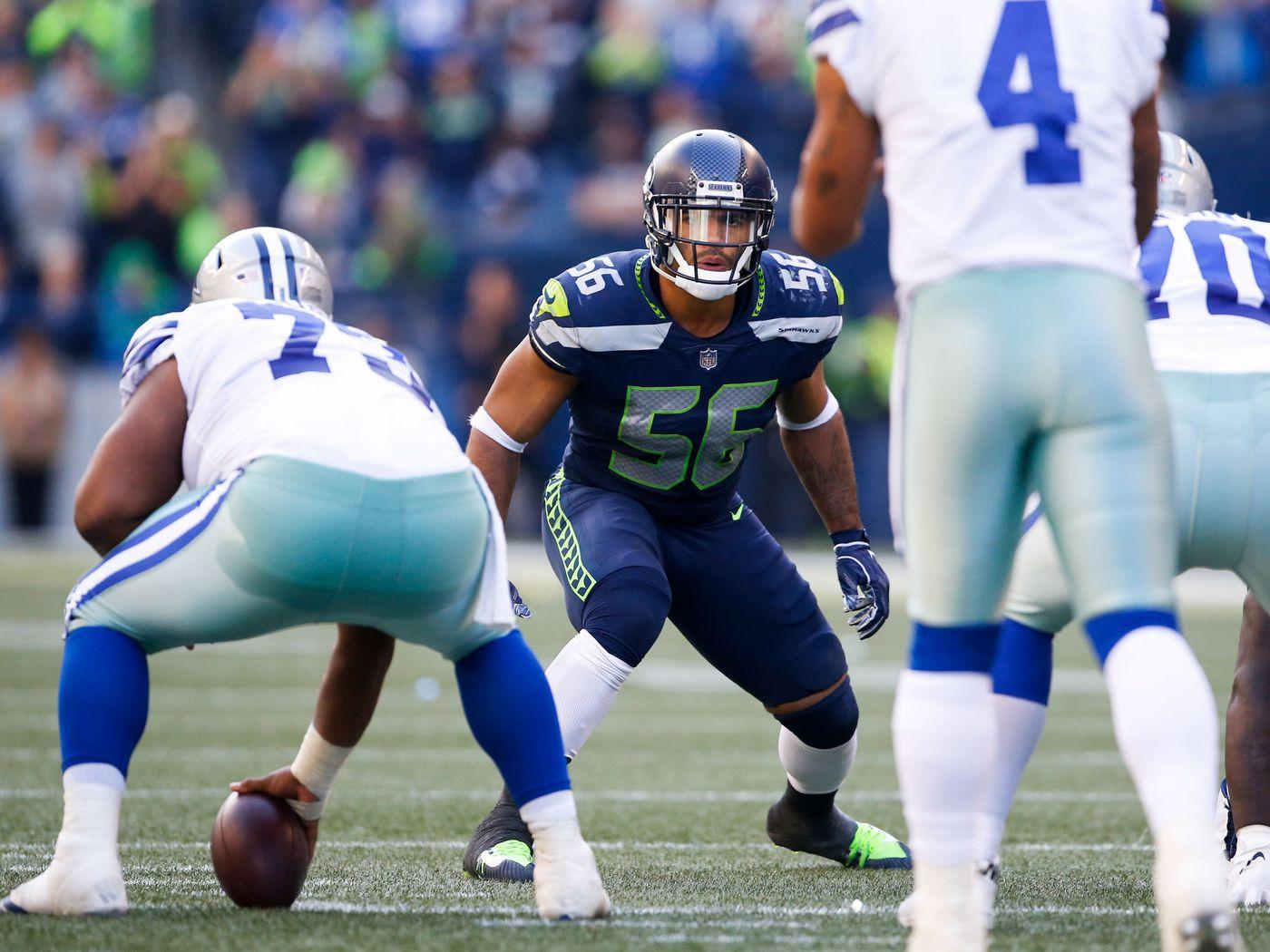 ea411c83a Seahawks get Mychal Kendricks back after 8-game ban for insider trading -  SBNation.com