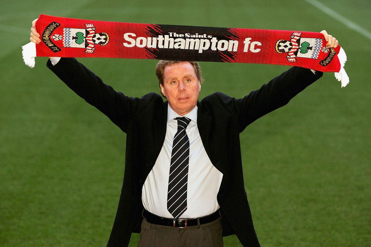 Southampton Football Club Press Conference