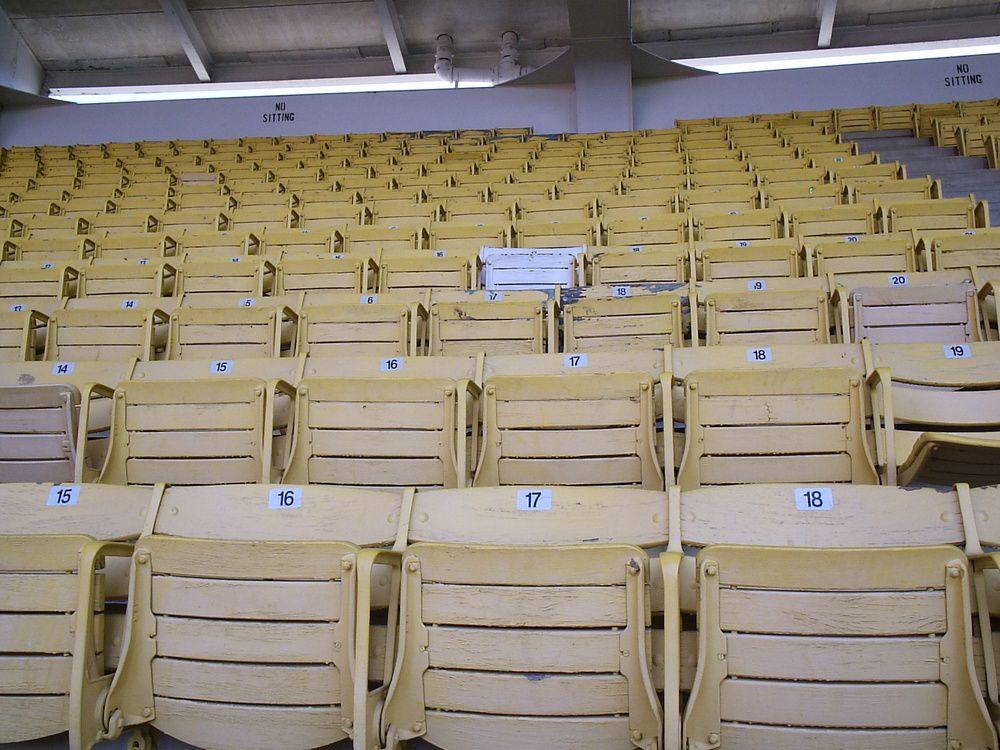 RFK White Seats