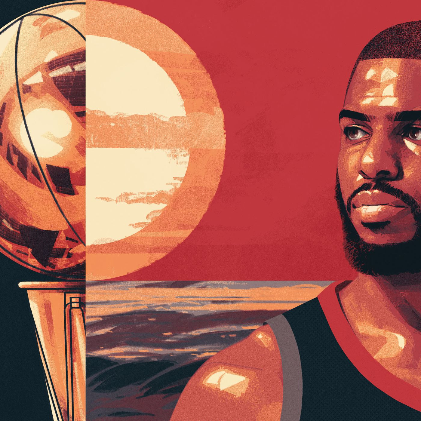 3771fcbdc9e Chris Paul on His Insatiable Drive and His Last Best Chance at a Title -  The Ringer