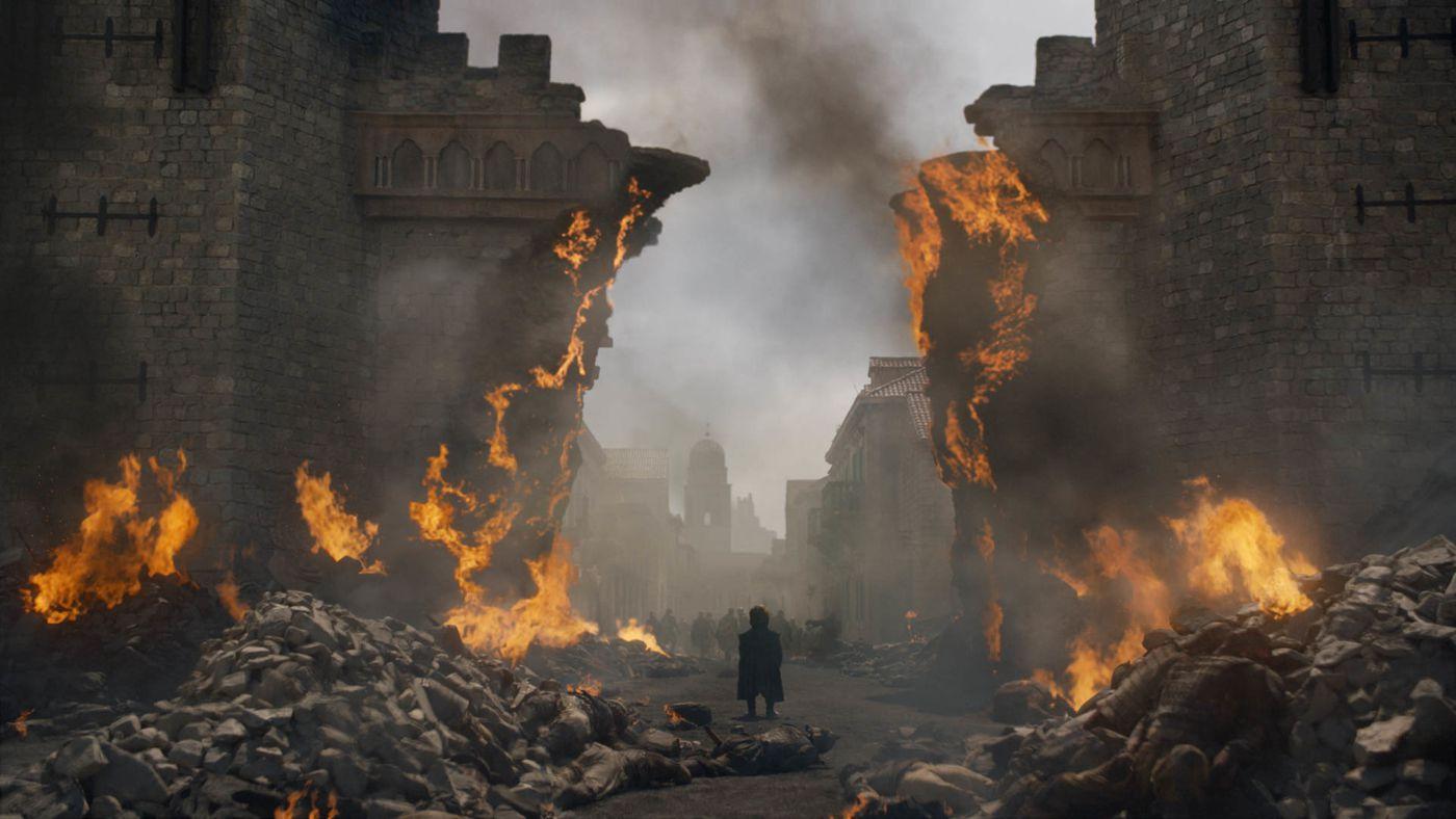 """Game of Thrones season 8, episode 5 recap: """"The Bells"""