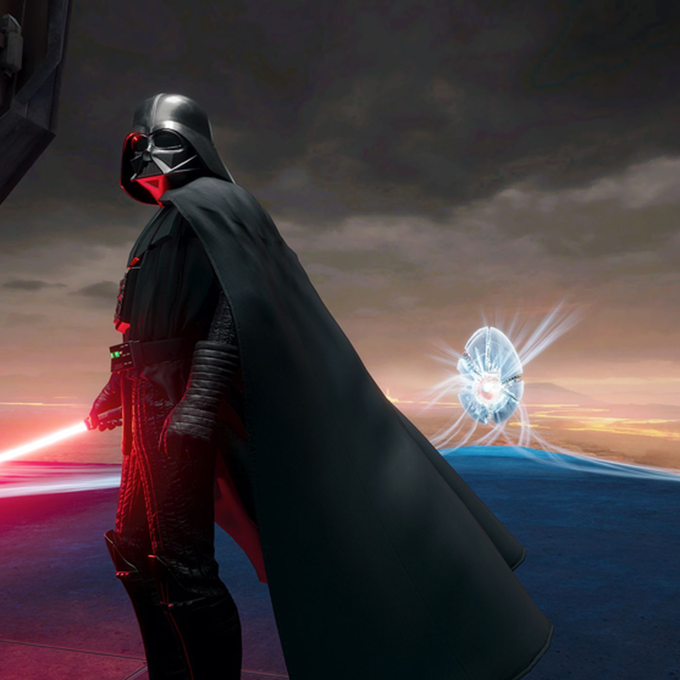 Vader Immortal Is What A Theme Park Film Actually Looks Like And It S Great The Verge