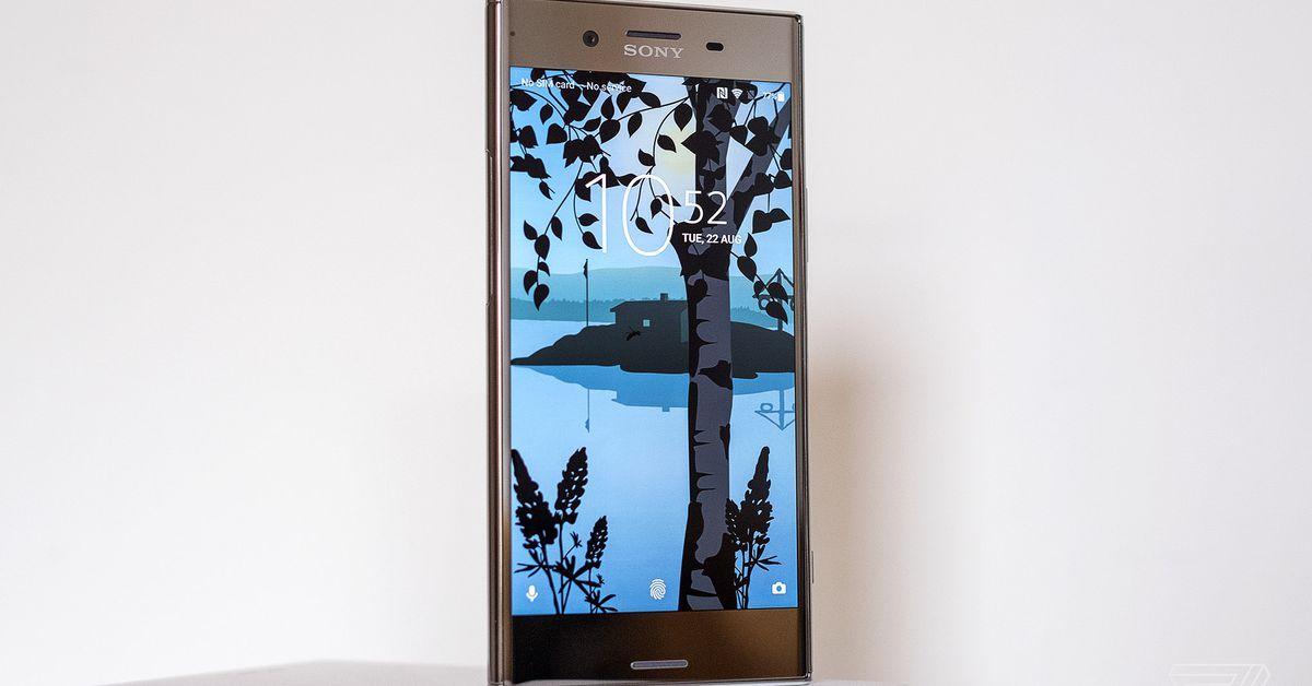 Sony's Xperia XZ Premium is unworthy of its name - The Verge