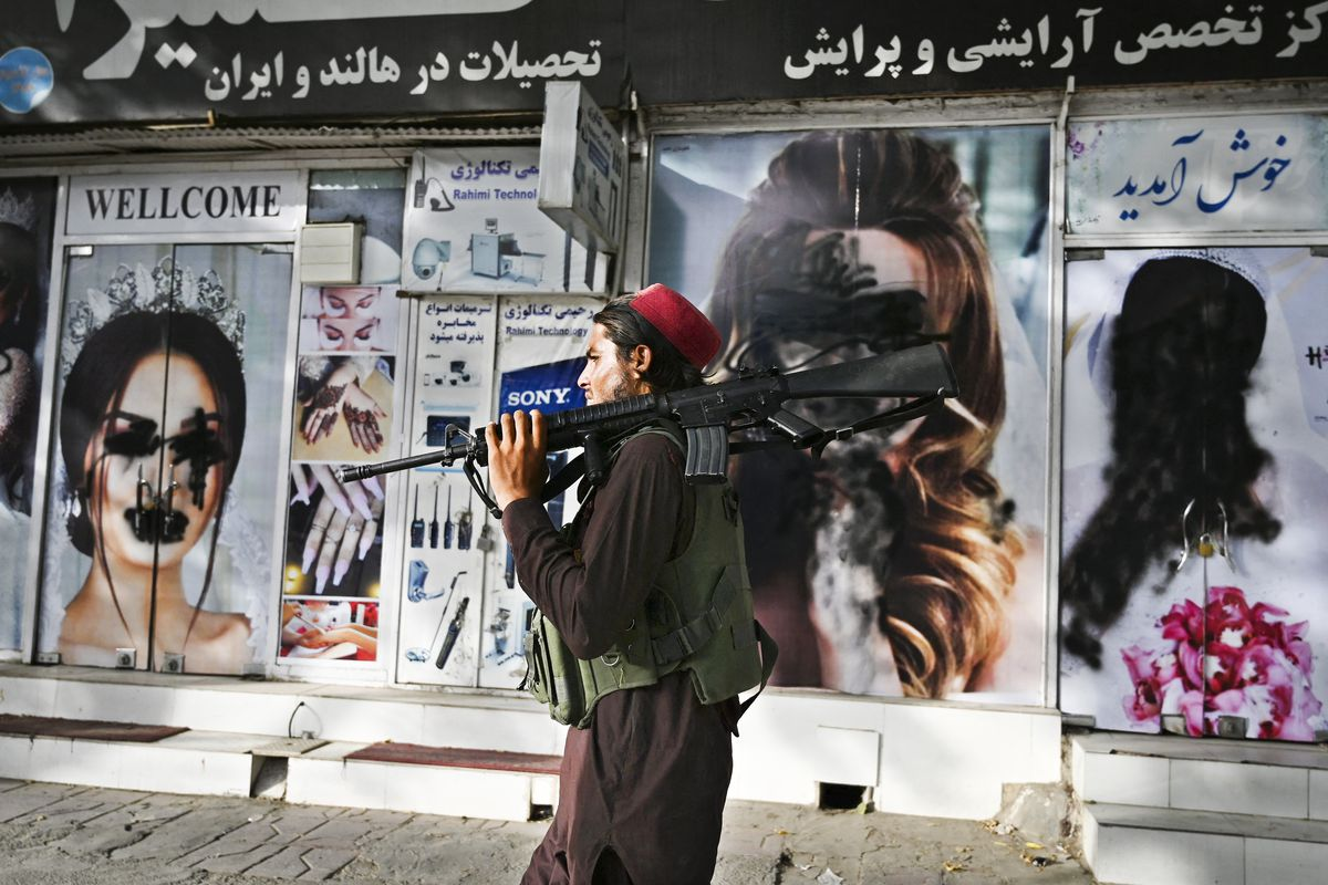 GettyImages 1234745709 copy How Facebook, Twitter, and YouTube are handling the Taliban and Afghanistan