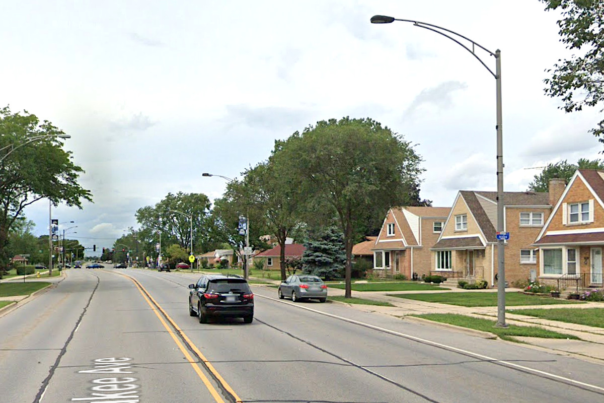 Officers arrested a man for DUI on March 14, 2020, in the 8300 block of North Milwaukee Avenue in Niles.