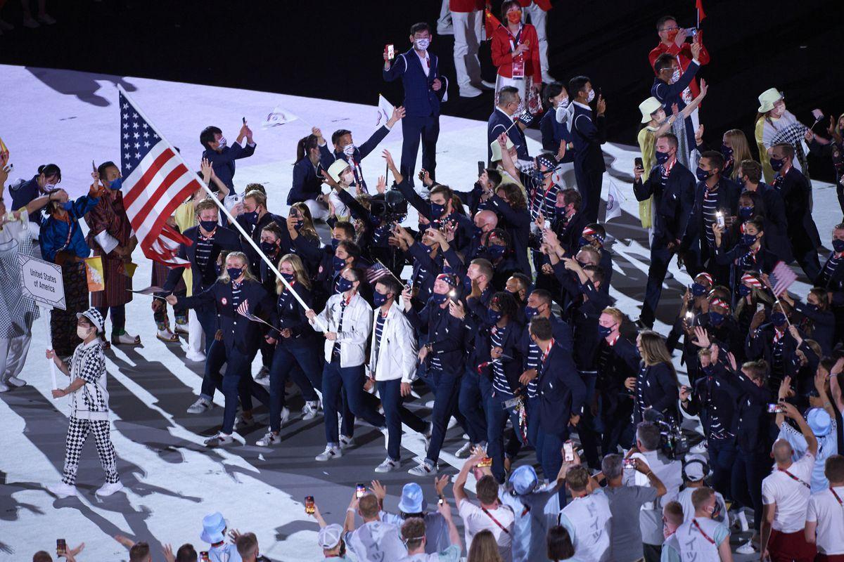 2020 Summer Olympics - Day 0