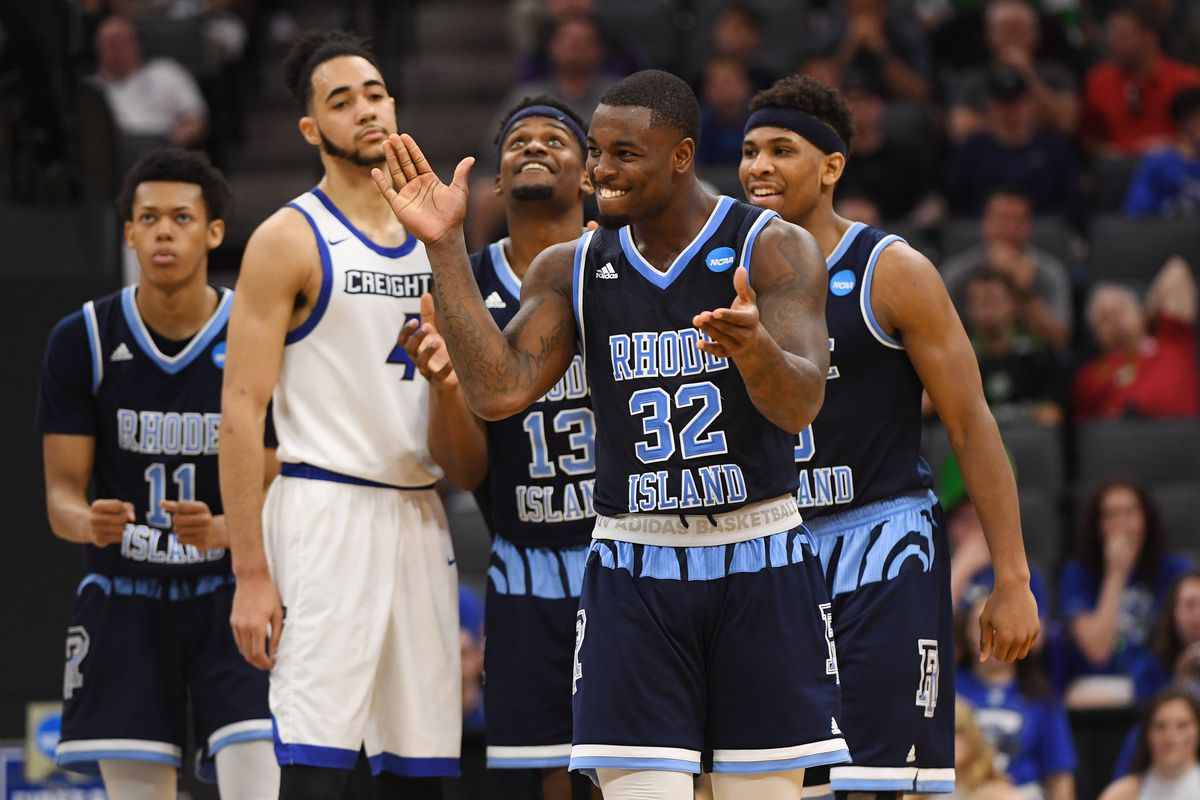 half off 6c283 d5145 Rhode Island is ready to embrace small-ball - Mid-Major Madness