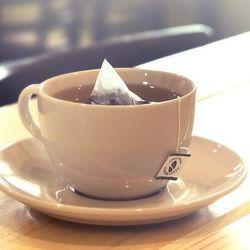 Tea Break at The Baker's Table, Santa Ynez, California by R.E. ~