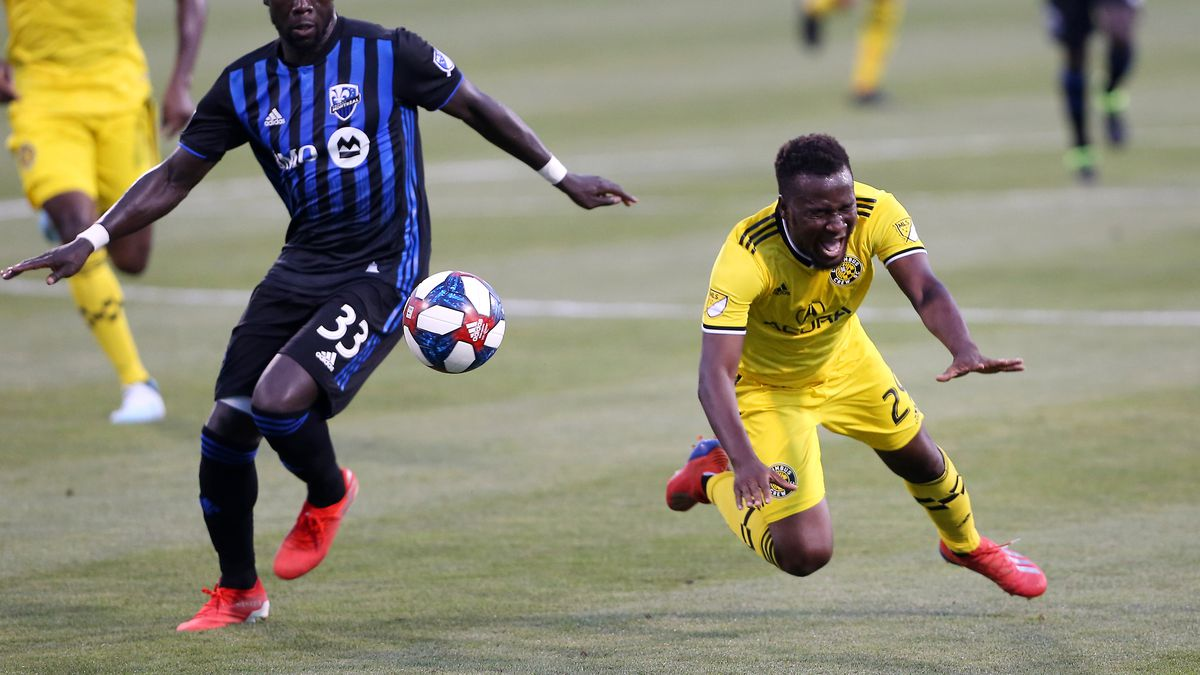 MLS: Montreal Impact at Columbus Crew SC
