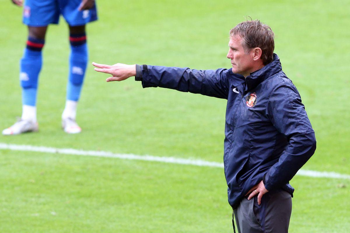 Sunderland v Carlisle United - Pre-Season Friendly