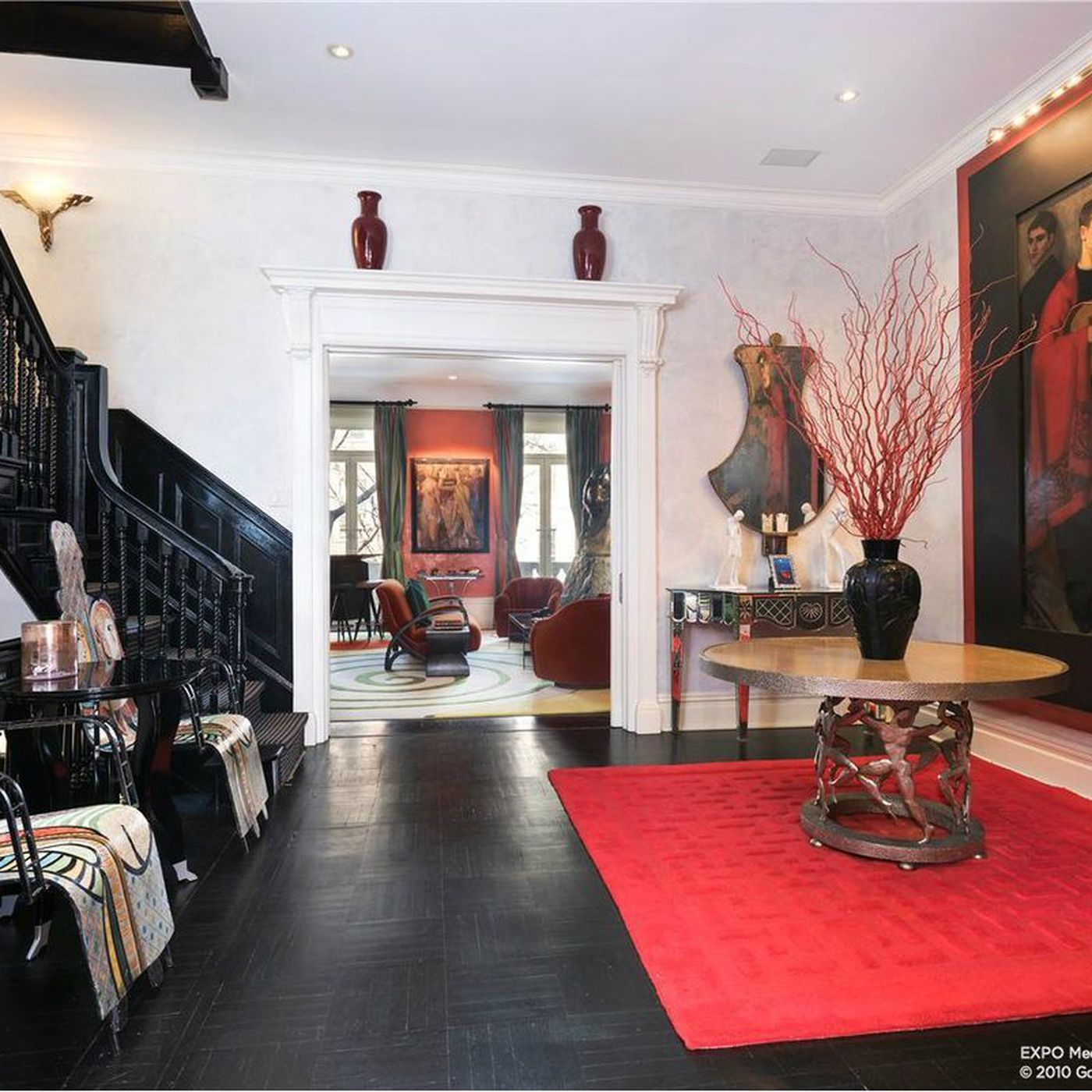 Ues Townhouse Of Alleged Madam On The Market For 19m Curbed Ny
