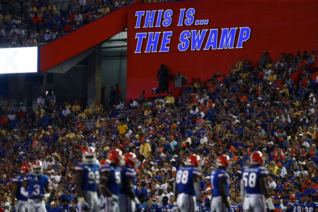 NCAA Football: Tennessee-Martin at Florida