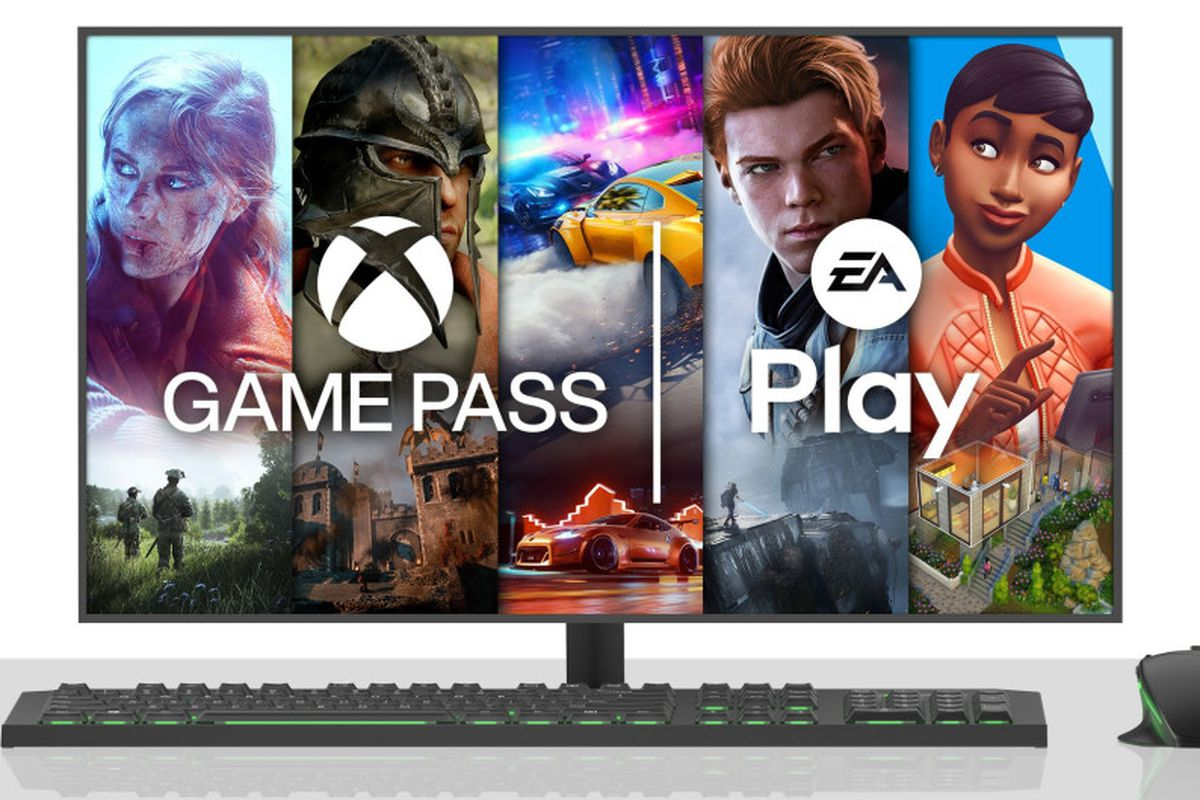 EA Play will be available to Xbox Game Pass PC subscribers on March 18th - The Verge