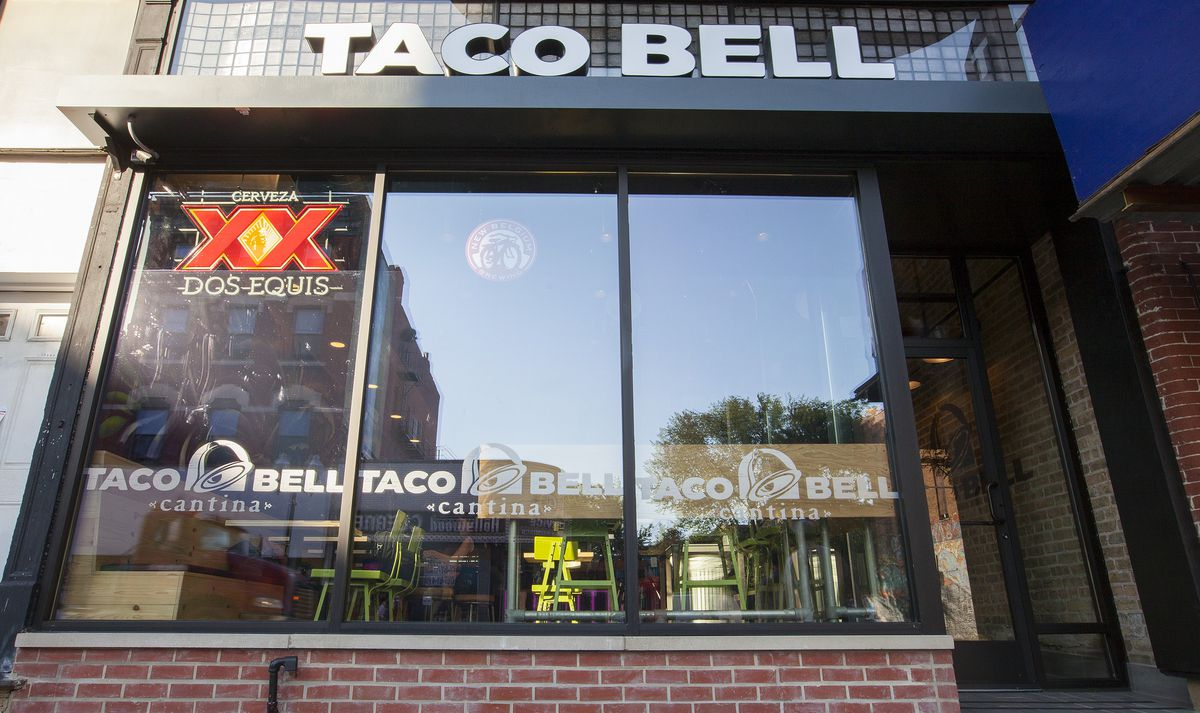 Taco Bell Cantina [Photo: Marc Much]