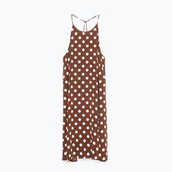 Halter neck dress, $39.99 (was $59.90)