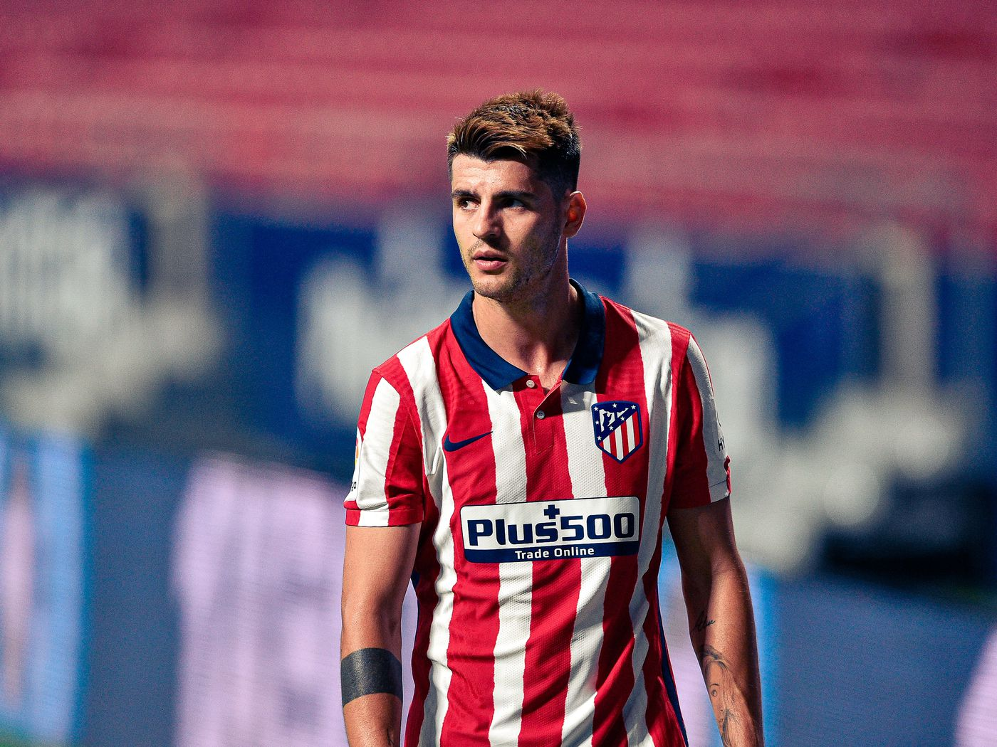 Reports Juventus Atletico Madrid Agree To Loan Deal For Alvaro Morata Black White Read All Over