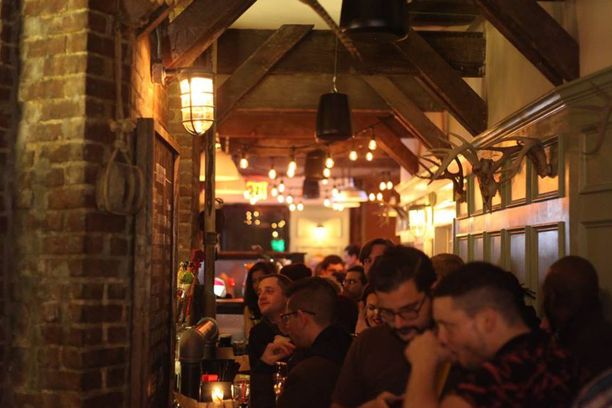 Mess Hall Craft Beer and Bourbon Bar, Pizza Party, and More Open ...