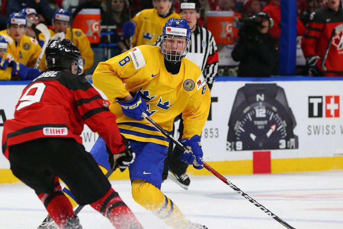 2018 NHL Draft Profile  Swedish defenseman Rasmus Dahlin likely ... 8736a3cd5