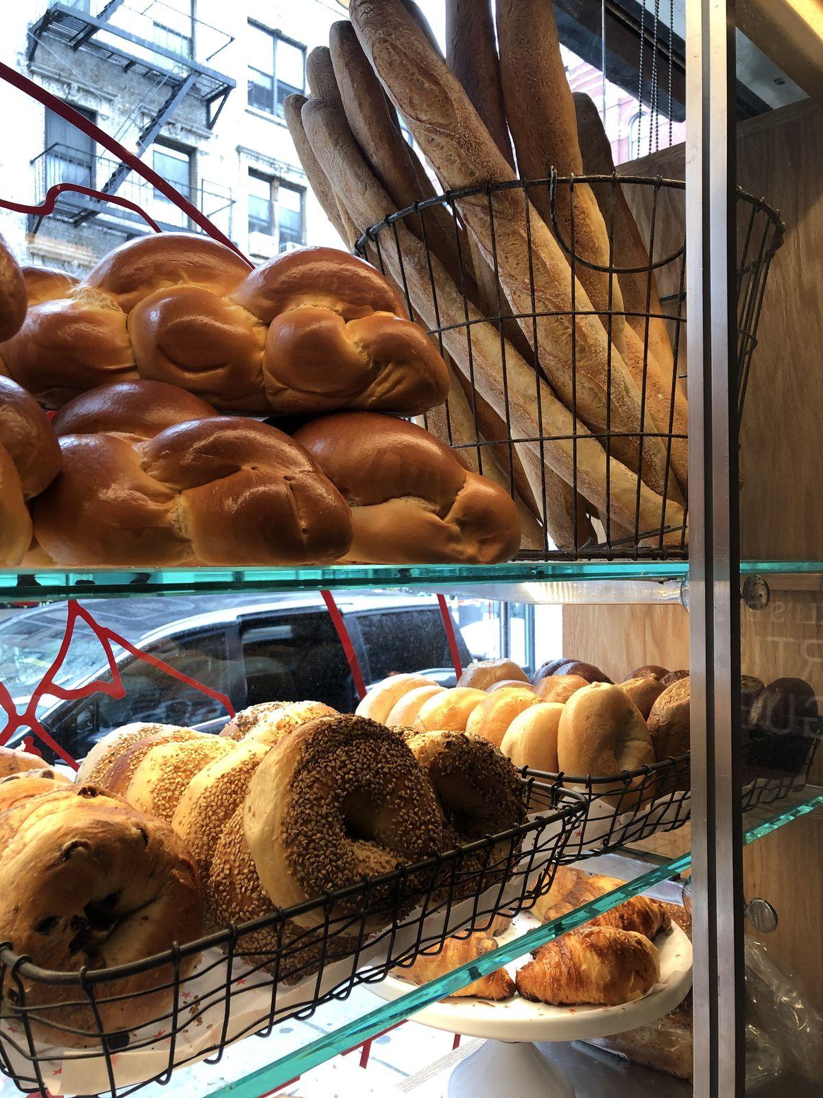 Broome Street Bakery