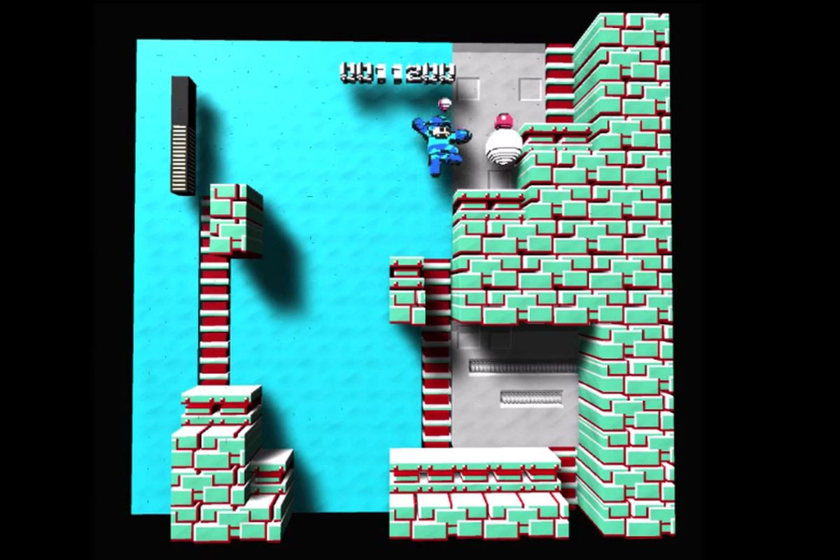 New emulator transforms 2D NES games into 3D hallucinations