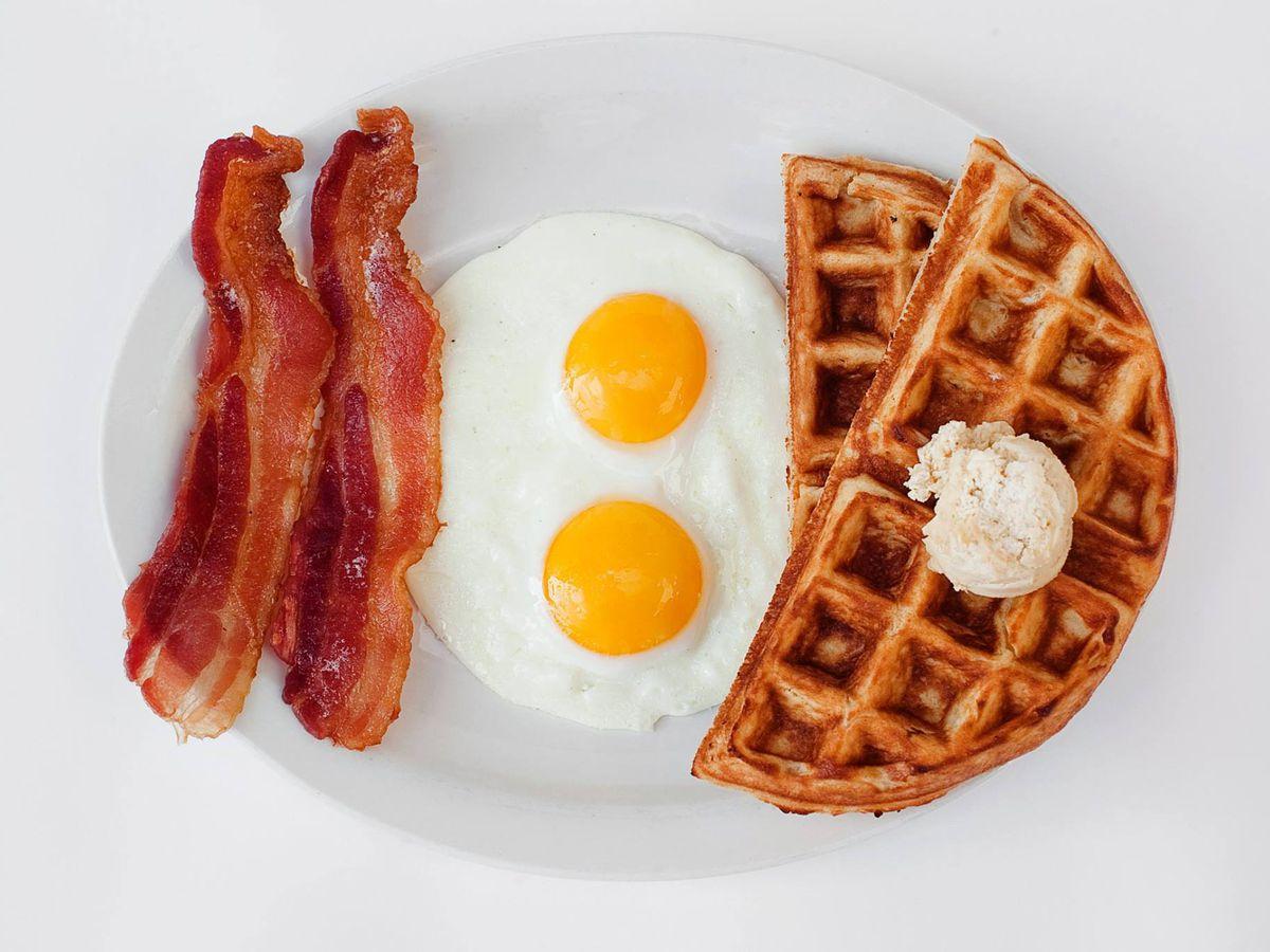 Breakfast at 24 Diner