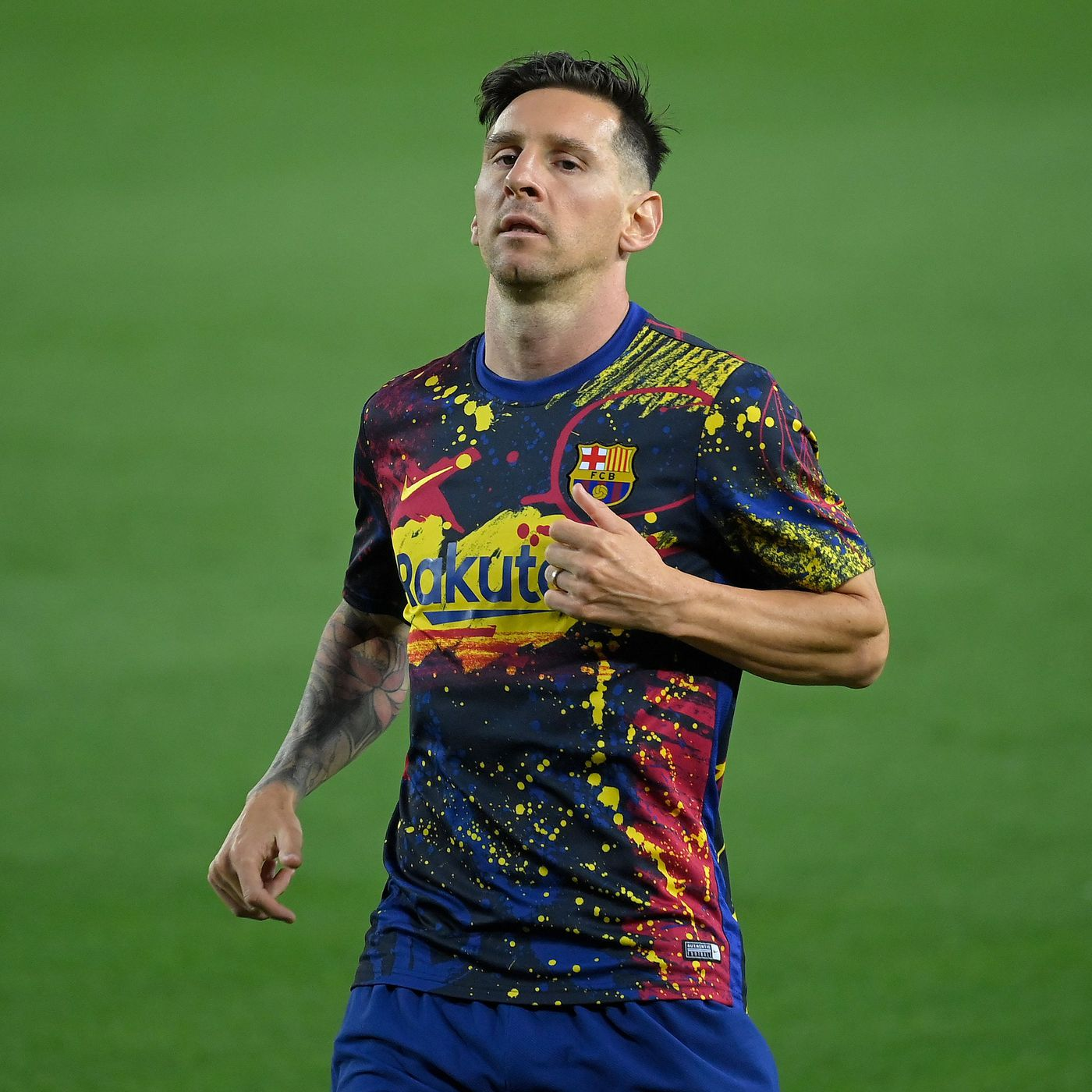 Lionel Messi Stops Contract Talks Plans To Leave Barcelona In 2021 Report Barca Blaugranes