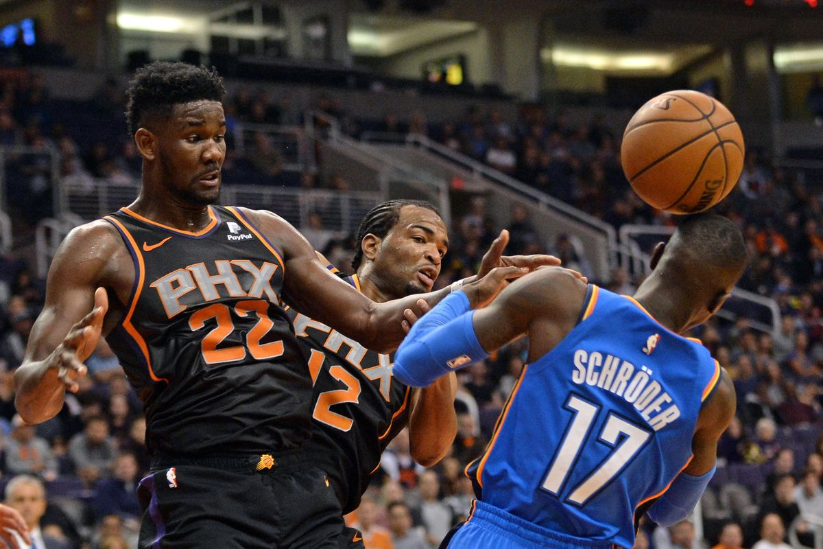 """Preview: Phoenix Suns """"us against the world,"""" and the Thunder - Bright Side  Of The Sun"""